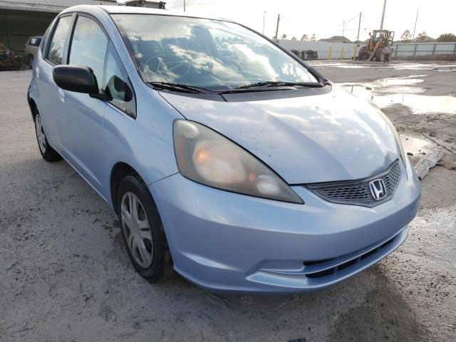 Salvage cars for sale from Copart Riverview, FL: 2009 Honda FIT
