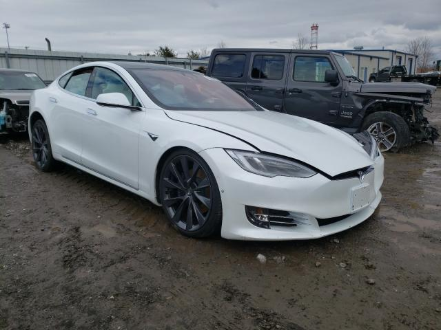 Salvage cars for sale from Copart Finksburg, MD: 2021 Tesla Model S