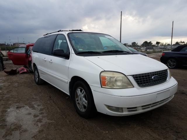 Ford Freestar salvage cars for sale: 2007 Ford Freestar
