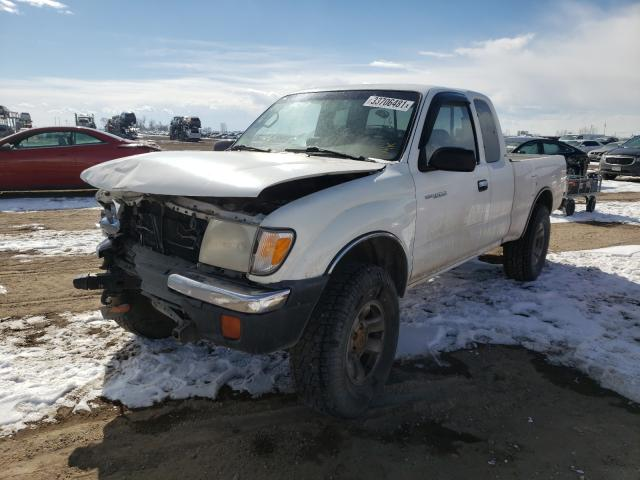 1999 TOYOTA TACOMA XTR - Left Front View