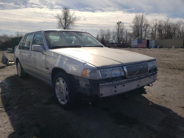 Salvage cars for sale from Copart Baltimore, MD: 1998 Volvo S90