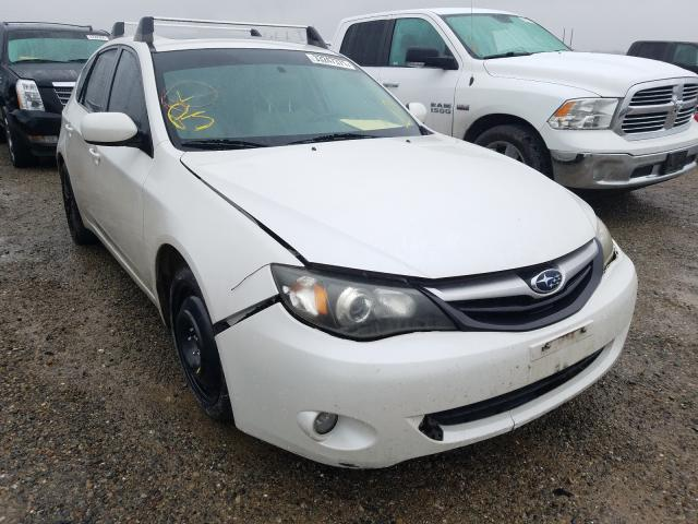 Salvage cars for sale from Copart Anderson, CA: 2011 Subaru Impreza 2