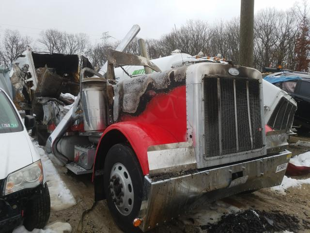 Peterbilt Tractor salvage cars for sale: 2004 Peterbilt Tractor