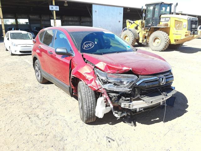 Salvage cars for sale from Copart Phoenix, AZ: 2020 Honda CR-V LX