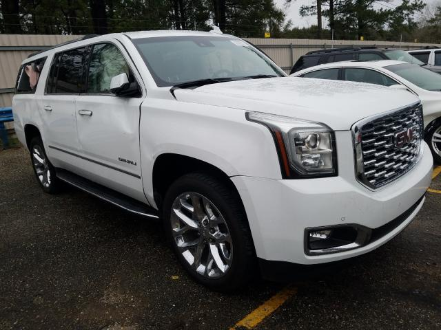 Salvage cars for sale from Copart Eight Mile, AL: 2018 GMC Yukon XL D