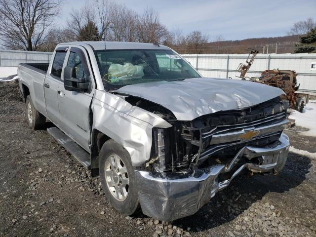 Salvage cars for sale from Copart Grantville, PA: 2015 Chevrolet Silverado