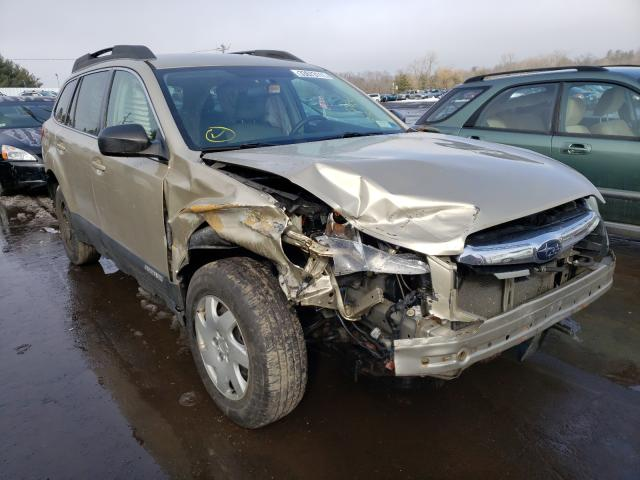 Subaru salvage cars for sale: 2010 Subaru Outback 2