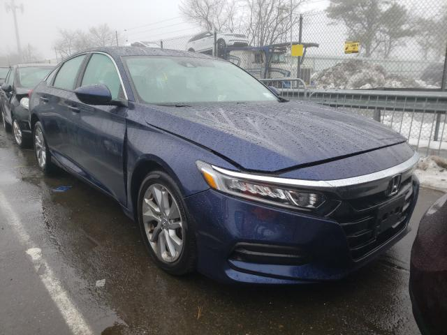 Vehiculos salvage en venta de Copart Brookhaven, NY: 2020 Honda Accord LX