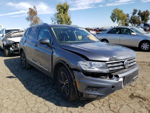 Salvage cars for sale from Copart Martinez, CA: 2019 Volkswagen Tiguan SE