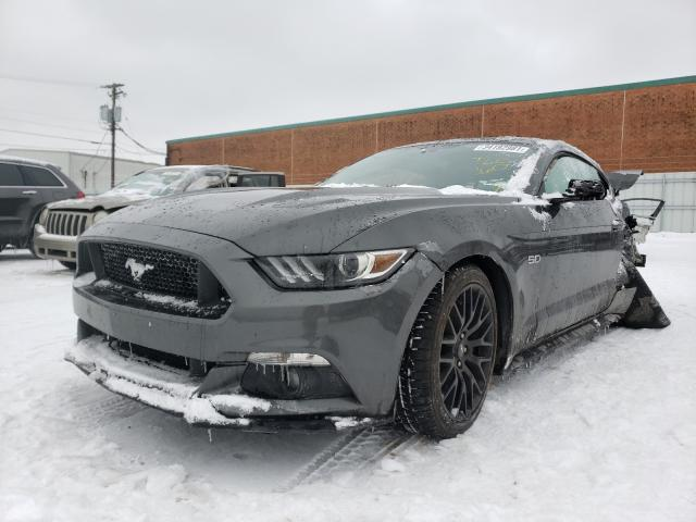 FORD MUSTANG 2016 1