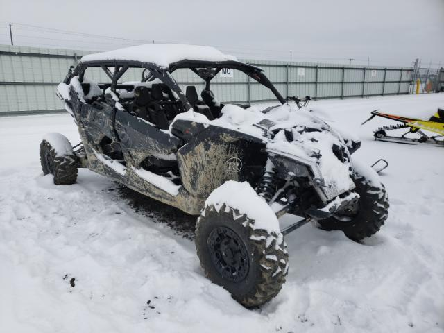 Salvage cars for sale from Copart Airway Heights, WA: 2020 Can-Am Maverick X