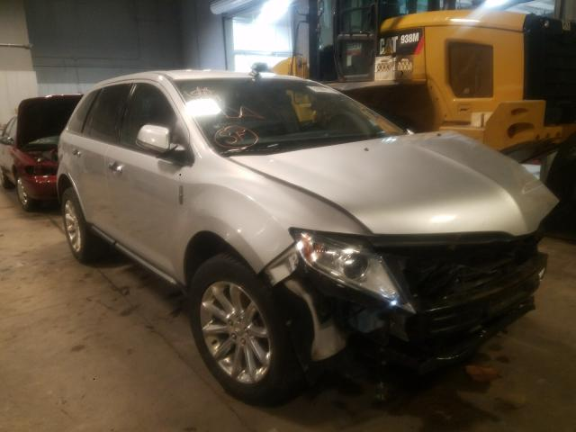 Salvage cars for sale from Copart Ham Lake, MN: 2013 Lincoln MKX