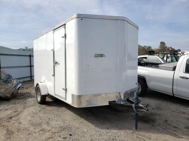 Mira salvage cars for sale: 2019 Mira Trailer