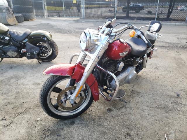 2012 HARLEY-DAVIDSON FLD SWITCH 1HD1GZM10CC320671