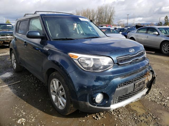 Salvage cars for sale from Copart Eugene, OR: 2018 KIA Soul +