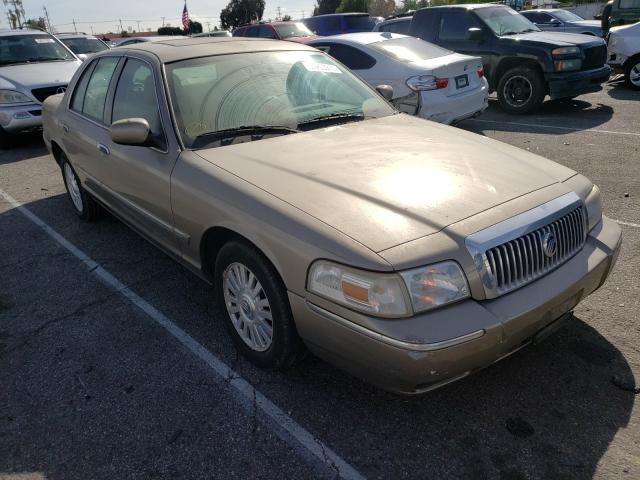 Salvage cars for sale from Copart Adelanto, CA: 2006 Mercury Marquis