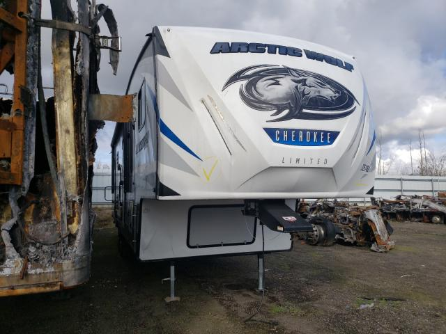 Salvage cars for sale from Copart Woodburn, OR: 2020 Wildwood Trailer