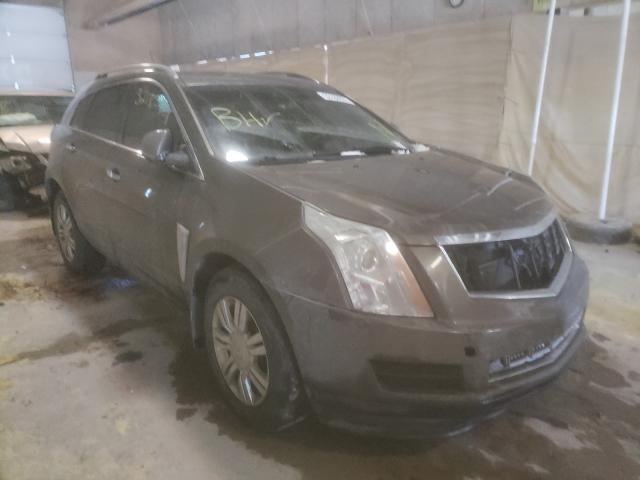 Salvage cars for sale from Copart Indianapolis, IN: 2014 Cadillac SRX Luxury