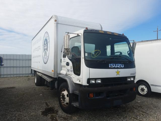Isuzu FTR salvage cars for sale: 2001 Isuzu FTR