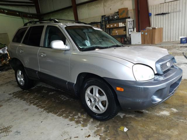 Salvage cars for sale from Copart Eight Mile, AL: 2003 Hyundai Santa FE G
