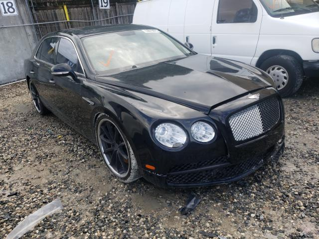Bentley Flying SPU salvage cars for sale: 2014 Bentley Flying SPU