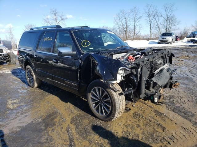 Lincoln Vehiculos salvage en venta: 2017 Lincoln Navigator