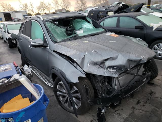 Salvage cars for sale from Copart Colton, CA: 2020 Mercedes-Benz GLE 350 4M