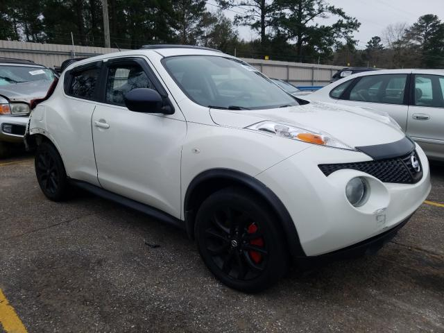 Salvage cars for sale from Copart Eight Mile, AL: 2013 Nissan Juke S