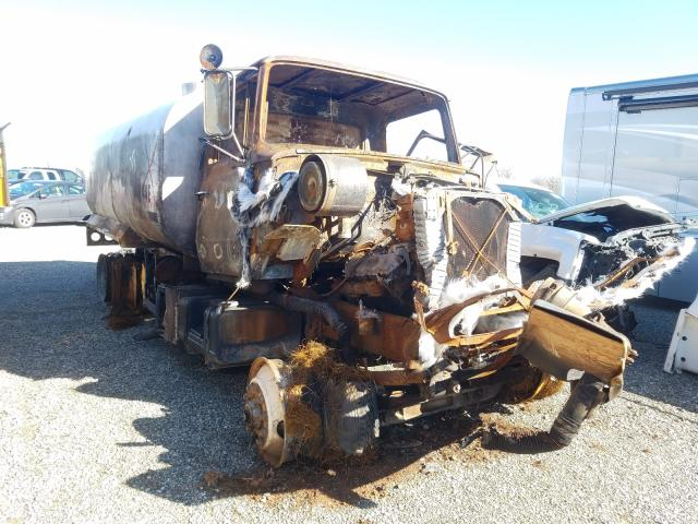 Salvage cars for sale from Copart Anderson, CA: 1971 Ford L9000