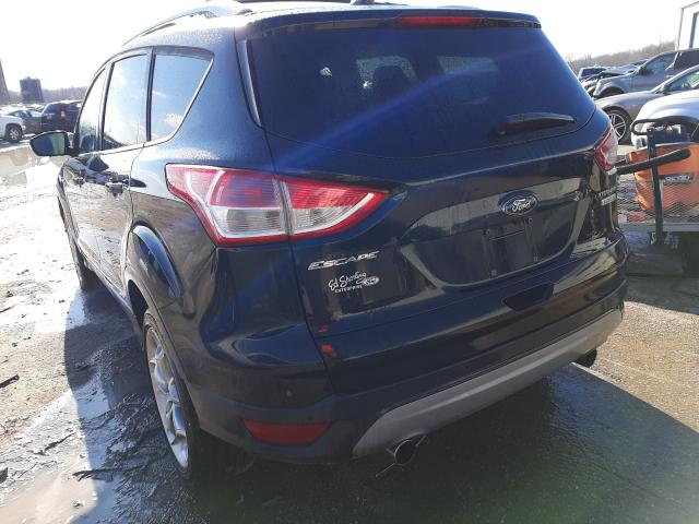 2013 FORD ESCAPE TIT - Right Front View