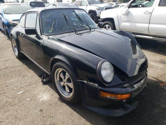 Salvage cars for sale from Copart Rancho Cucamonga, CA: 1974 Porsche 911