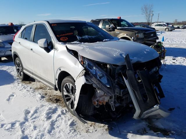 Salvage cars for sale from Copart Kansas City, KS: 2018 Mitsubishi Eclipse CR