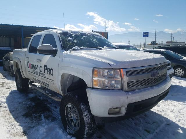 2007 Chevrolet Silverado en venta en Colorado Springs, CO