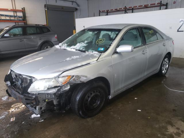 2007 TOYOTA CAMRY LE - Left Front View