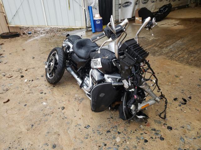 Salvage cars for sale from Copart China Grove, NC: 2020 Harley-Davidson Flht