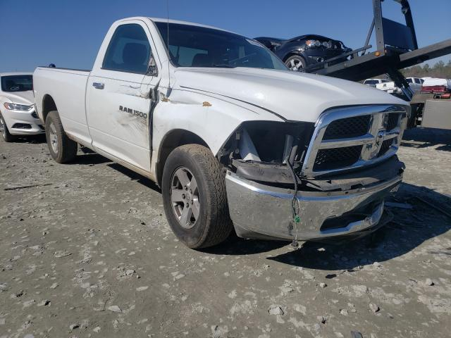 Salvage cars for sale from Copart Byron, GA: 2012 Dodge RAM 1500 S