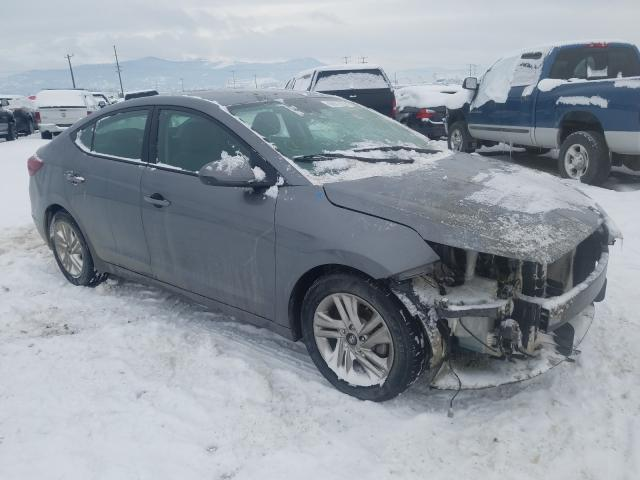 Salvage cars for sale from Copart Helena, MT: 2019 Hyundai Elantra SE
