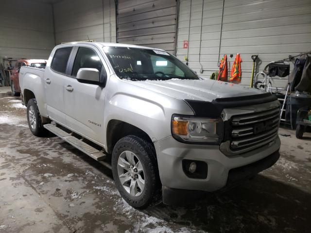 GMC Vehiculos salvage en venta: 2016 GMC Canyon SLE