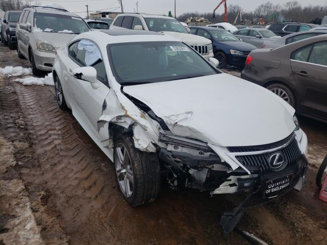 Salvage cars for sale from Copart Hillsborough, NJ: 2015 Lexus RC 350