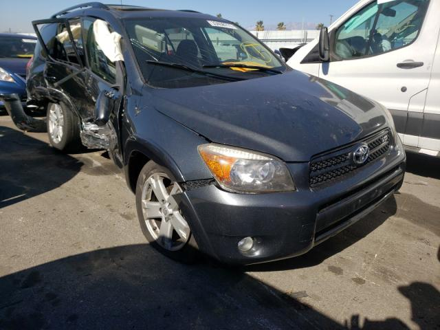 Salvage cars for sale from Copart Colton, CA: 2007 Toyota Rav4 Sport