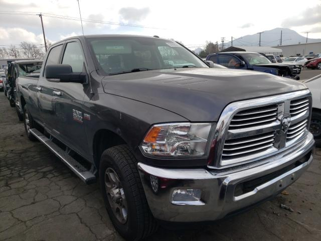 Salvage cars for sale from Copart Colton, CA: 2016 Dodge 2500 RAM