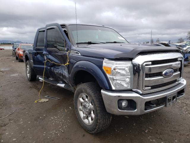 Salvage cars for sale from Copart Eugene, OR: 2014 Ford F350 Super
