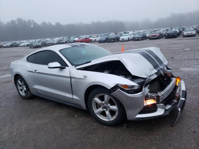 Salvage 2016 FORD MUSTANG - Small image. Lot 33762301
