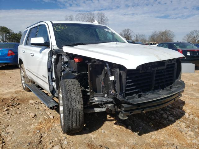 Salvage cars for sale from Copart China Grove, NC: 2017 GMC Yukon Dena