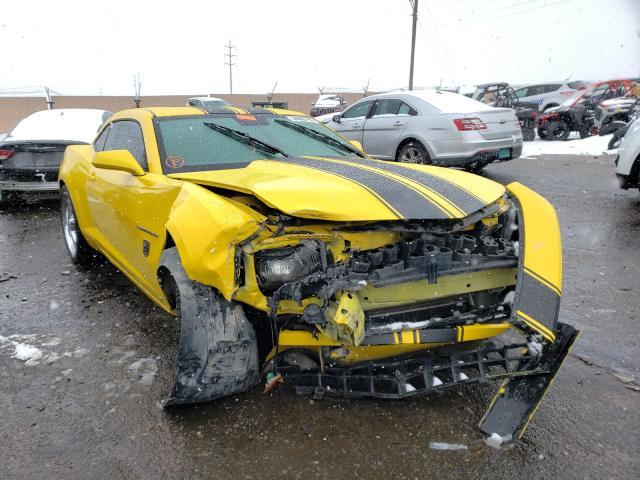 Chevrolet Camaro LT salvage cars for sale: 2010 Chevrolet Camaro LT