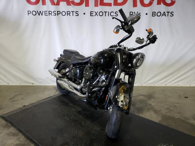 Salvage cars for sale from Copart Colton, CA: 2019 Harley-Davidson Flhc
