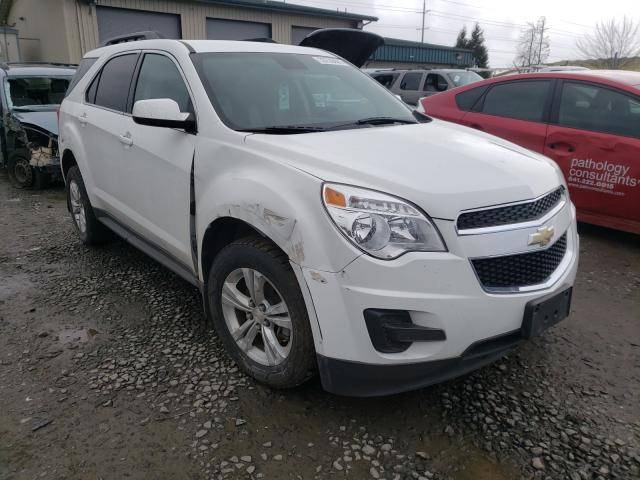 Salvage cars for sale from Copart Eugene, OR: 2015 Chevrolet Equinox LT