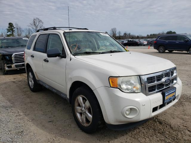 Salvage cars for sale from Copart Lumberton, NC: 2010 Ford Escape XLT