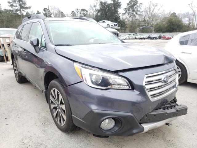 Subaru salvage cars for sale: 2017 Subaru Outback 3
