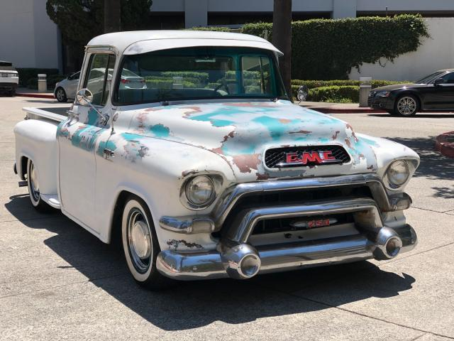 GMC salvage cars for sale: 1956 GMC Apache